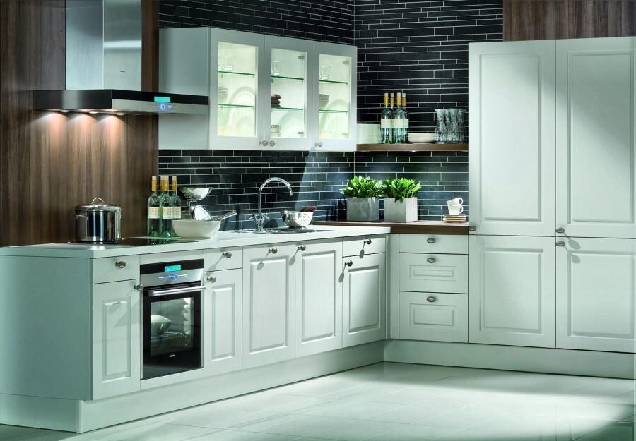 die moderne küche - individuell geplante küchen von bulthaup und ... - Hängeschrank Küche Landhausstil
