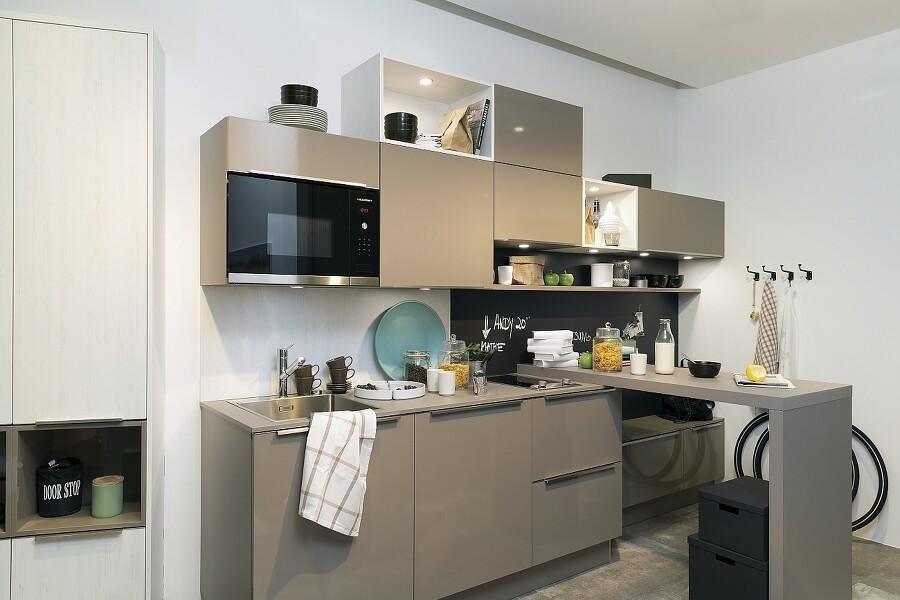 die moderne küche - individuell geplante küchen von bulthaup und ... - Küchenlösungen Für Kleine Küchen